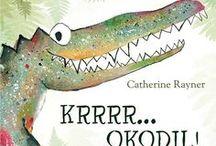 Nationale Voorleesdagen 2014 / Ideetjes bij het voorleesboek Krrrr........okodil