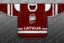 Latvia / All things Latvian...from mittens to soup / by Vizma Schlundt