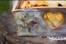 DEcoUpaGE / decoupage, ada-adriana, craft, http://pakamerka.blogspot.com/  , pakamerka