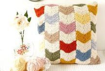 Crochet Vestimenta/ Mantas/ Almohadones / by Pam