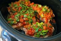 Slow Cooker Main Meals