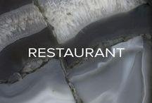 Restaurant / Restaurant Designs