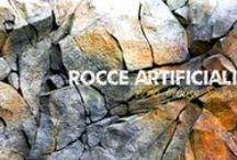 Rocce artificiali