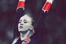 Gymnastics / by Hannah