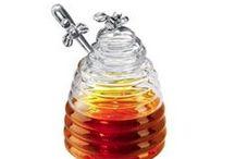 Honey Jars / honey jars