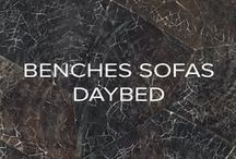 Benches Sofas Daybed