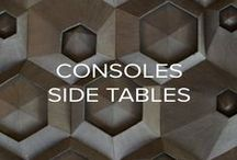 Consoles Side Tables / Consoles  Side Tables