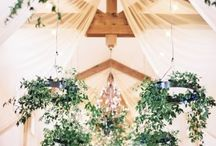 Rustic Wedding Inspiration / Create a theme that suits you and your fiance to make the most of your special day!