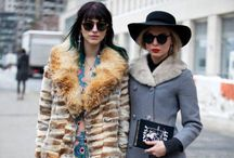 The coat / Simple chic winter fashion 2015