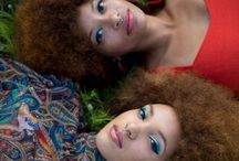 AFROcentric / Celebrating african beauty