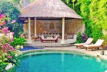 Villa Kubu - Grounds / A preview of what Villa Kubu offers to make your stay memorable.