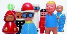 Toys Toys Toys / Czyli zabawkowe inspiracje z całego świata...