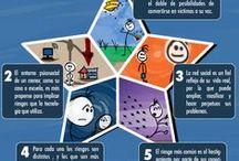 Riesgos y cuidados en el uso de las TIC / Conoce algunos riesgos y cuidados que debemos tener todos los usuarios de las redes sociales y el uso de las TIC