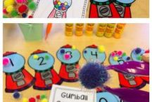 fine motor skills / Activities to develop fine motor skills