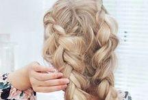 Hairstyles / Красота в  волосах