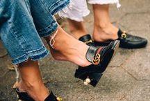 denim & shoes