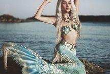 Elementais / Fêmeas mitológicas para inspirar