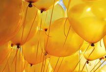 Amarelo / Yellow heart. Yellow Soul.