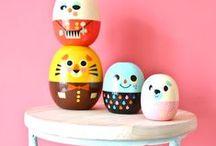 Zabawki kreatywne à la Noski Noski / Hity, cuda i słodziaki z www.noskinoski.pl