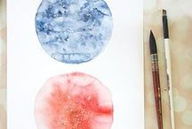 DIY Aquarell