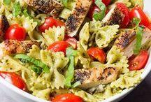 LUNCH Recipes / Healthy lunch recipes, healthy lunch, healthy recipes, low-calorie lunch, lunch ideas