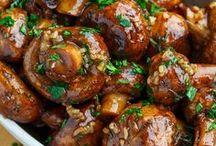 SIDE DISH Recipes / Healthy Side Dish Recipes, healthy side dishes, side dishes, low-calorie side dishes, side dish ideas