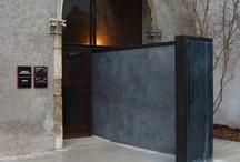 entrance / door / hall / by Miss N