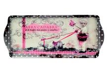 Colección Abracadabra / Preciosas bandejas vintage para decorar tu mesa: www.cositasdeines.com
