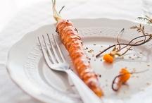 Food is a girl's best friend... / by Belle Jiraprayoon