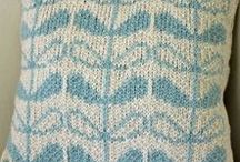 Yarns, Patterns and Kits / These are my designs, most of which can be found on my website as individual patterns or knitting kits.