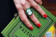 FASHION - Bags: Object Clutches