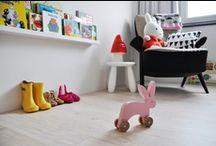 kids room / by Euterpe