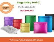 Glamour Bubble Mailers / Presentation is the key and Glamour Bubble Mailers is the key to presenting your product promotion or gift. Ship glamorously from https://www.packagingsuppliesbymail.com/glamour-bubble-mailers.html