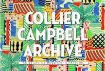 'Collier Campbell / Since the 1960s Collier Campbell has been producing iconic, hand-painted textiles for the world's top fashion houses and leading homeware retailers. This exclusive collection for WestPoint Home celebrates Collier Campbell's enduring love of pattern and colour.' from the web at 'https://s-media-cache-ak0.pinimg.com/custom_covers/216x146/348184683630119293_1400700374.jpg'