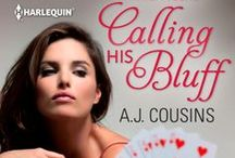 CALLING HIS BLUFF ~ The Tylers, Book 3 / Coming from HarlequinE on February 3rd, 2014