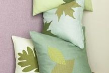 pillows from felt