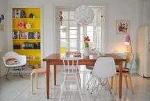 Home sweet Home / All I love / by Aurore Danielou