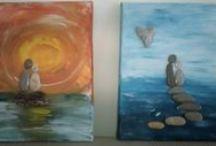 My creations-Οι δημιουργίες μου / Ό,τι έχω φτιάξει με τα χεράκια μου...
