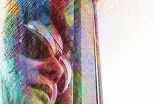 Graphic design by AracCresy / Grafica digitale Fotografia digitale Elaborazione Arte digitale