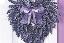levandule - dekorace