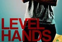 LEVEL HANDS, Bend or Break Book 4
