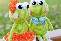 Crochet Amigurumi & animals / Crochet