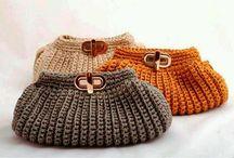 Crochet accessories & jewelery