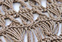 Crochet technique & stiches