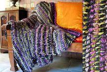 Crochet afghan & blankets