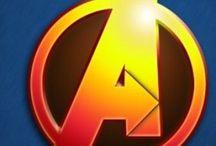 The Avengers / by Théo Kolera