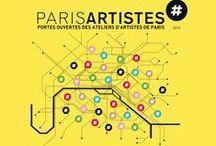 Artistes sélectionnés 2015 / Après une sélection faite par nos commissaires d'exposition, nous sommes très heureux de vous présenter les artistes qui participeront à la deuxième édition de PARISARTISTES #.
