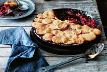 Desserts: Pies and Tartes