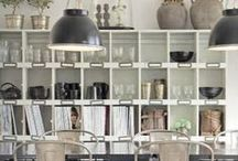OFFICE SPACES / A collection of stunning home office spaces.