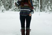 herbst / winter outfits